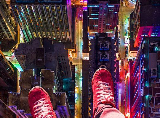 rooftop parallax2d
